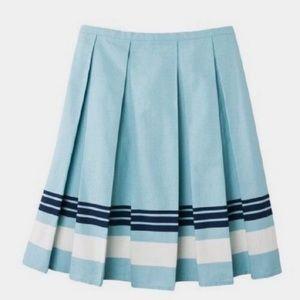 Jason Wu x Target Pleated A Line Skirt